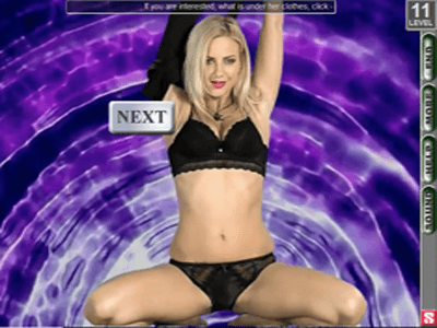 Virtual Stripper