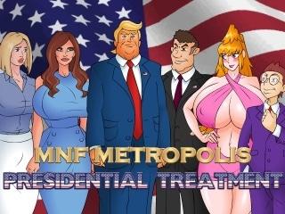 MNF Metropolis: Presidential Treatment